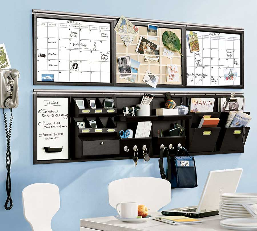 Office tips red apple administrative services - Home office organization ideas ...